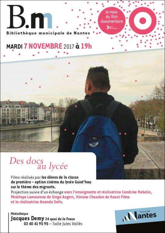 Mois du doc Nantes