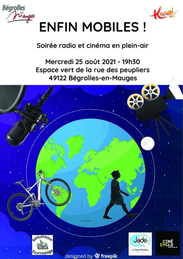 Affiche 2 Begrolles en Mauges 25 aout Enfin Mobiles affiche